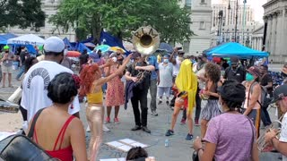 Best street music new york & covid 19
