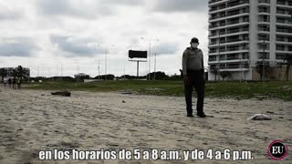Apertura de playas en Cartagena