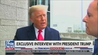 President Trump: Biden Would Be An Illegitimate President