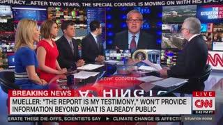 """Jeffrey Toobin tells Robert Mueller """"too bad"""""""