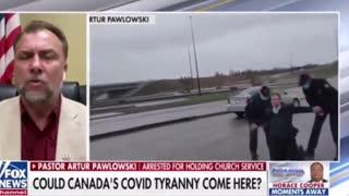 Religious Persecution in Canada