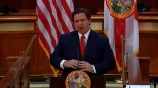 Florida Gov. Ron DeSantis CALLS OUT Journalists Defending Big Tech Censorship