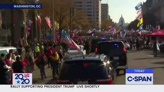 President Trump - Million MAGA March!