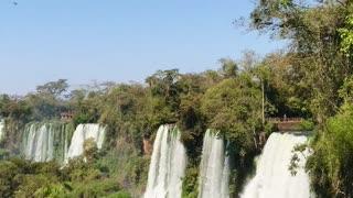 Incredible tropical paradise waterfalls!