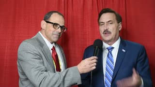 CPAC interview with Mike Lindell