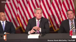McCarthy: Will Democrats Stand Behind Decision to Leave Americans Behind?