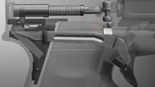 4. Firing pin block safety operation