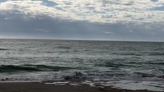 Turbulent Shore Break