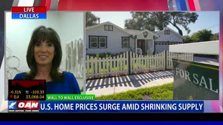 Wall to Wall: Debbie Bloyd on Surging Home Prices