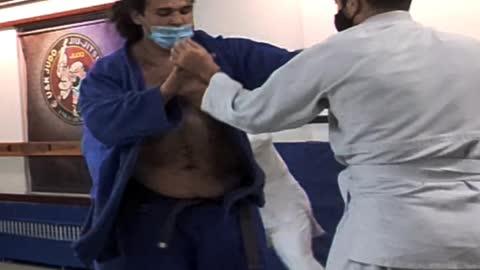 Being Gentle in Judo