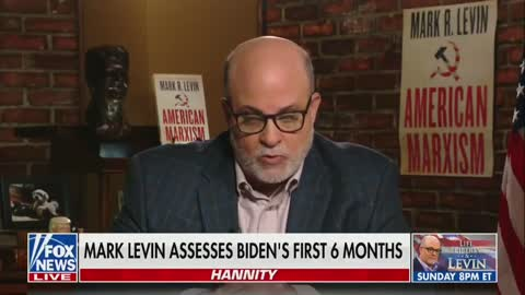 """Enlivened Mark Levin Rails Against Leftism: """"Let Me Tell You What Is Going To Happen In 2022!"""""""