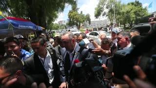 Guatemala rompe relaciones con gobierno de Maduro