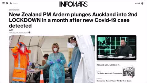 BREAKING : World Leaders CAUGHT Taking FAKE VACCINES & COVID IS MEDICAL MARTIAL LAW