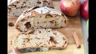Apple Pie Sourdough Bread