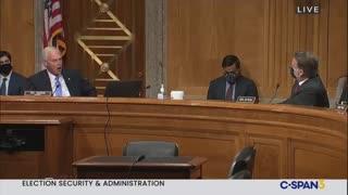 Sen. Ron Johnson EXPLODES on Democrat Hack at Election Fraud Hearing