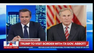 Breaking: President Trump will Visit US Border with TX Governor on June 30th