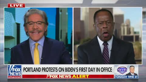 TERRELL: 'Domestic terrorism is domestic terrorism, regardless of if it's left or right'