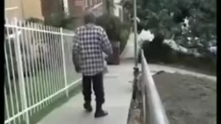 Man steals bike INSTANTLY regrets it!!!