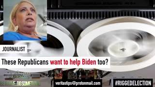 Voter fraud. $55k for 5k votes.
