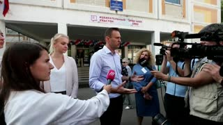 Laboratorios en Suecia y Francia confirman envenenamiento de Navalni