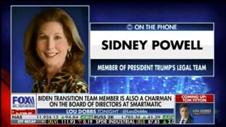 2020 Voter Fraud Update from Sidney Powell