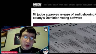 MI County Election Audit / Dominion Exposed