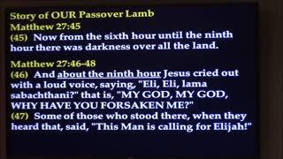 Moses, Abraham & Yeshua