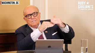 Rudy Giuliani watch this before Jan 6th, 2021