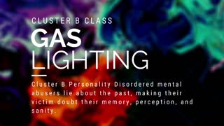 #ClusterBClass - Gaslighting