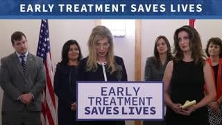 Monoclonal Treatments Save Lives: Deborah Levine