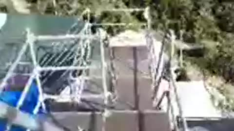 """Ramp of death at Meron - built by the """"police"""""""