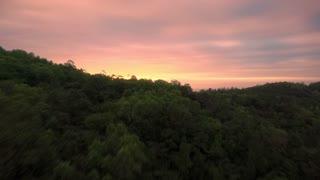 sunrise veiw