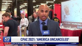 CPAC 2021 Kicks Off in Dallas, Texas