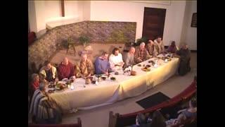 Living Last Supper