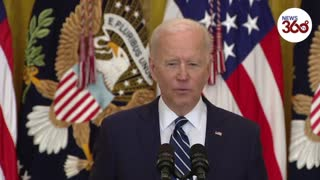 Joe Biden Completely forgets what he's talking about.