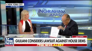 Rudy Giuliani mounting defense against House Democrats