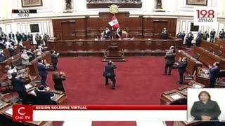 Manuel Merino se convierte en el nuevo presidente de Perú