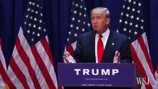 Nicolas Trump talks about stupid People (Deepfake)