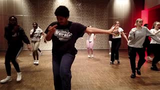 I am for real - Dance Routine