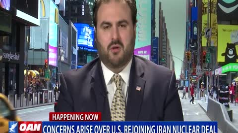 Concerns arise over U.S. rejoining Iran Nuclear Deal