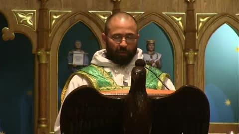 Christ Wants Us to Hear Him - Sep 05 - Homily - Fr Jacinto