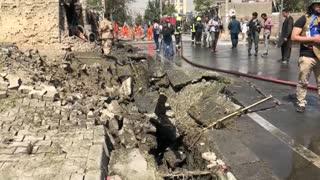 Vicepresidente afgano sale ileso de atentado con al menos 10 muertos en Kabul