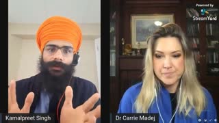 Roman Kay Mind Blowing Revealing Interview with Dr. Carrie Madej
