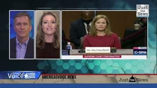 Jenna Ellis speaks on the upcoming presidential debate