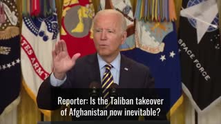 Biden's Saigon - Afghanistan Evacuation Begins as Taliban Sacks Kabul