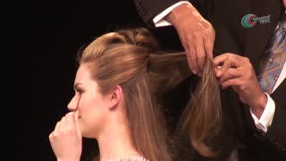 Martin Parsons - Tutorial Hairstyle Part I