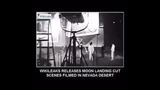 Falešné přistání na měsíci