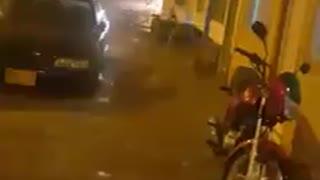 Video: Fuertes lluvias generan emergencia en el sur de Santander