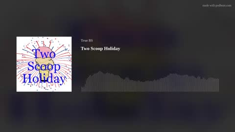 Two Scoop Holiday