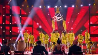 fabulous dancer crew in world